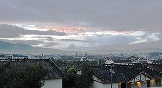 Tengchong County-level city in Yunnan, Peoples Republic of China