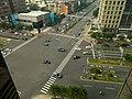 光明六路-自強南路路口/Guangming 6th Rd. and S-Ziqiang Rd. intersection - panoramio.jpg