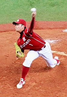 Yuki Matsui Japanese baseball player