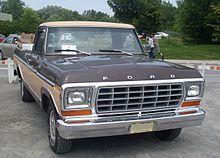 Ford F Series Sixth Generation Wikipedia