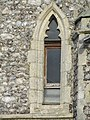 -2020-11-12 Small window, south facing elevation, All Saints, Upper Sheringham.JPG