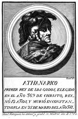 Athanaric - Image: 01 ATANARICO