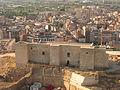 082 Lleida des de la seu, la Suda.jpg
