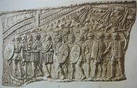 085 Conrad Cichorius, Die Reliefs der Traianssäule, Tafel LXXXV.jpg