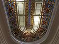 086 Casa Orlandai, lluerna de l'escala noble.JPG