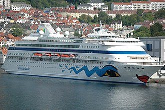AIDA Cruises - Image: 0906 Kreuzfahrt Norwegen 1937
