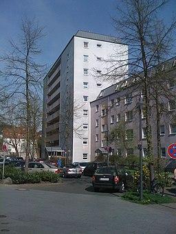 Pfarrgarten in Gießen