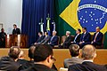 11 07 2019 Solenidade de Posse do Diretor-Geral da ABIN, Alexandre Ramagem (48260461032).jpg