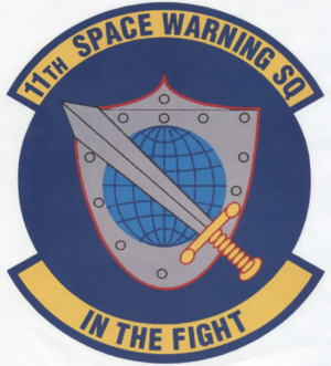 11th Space Warning Squadron - Image: 11th Space Warning Squadron
