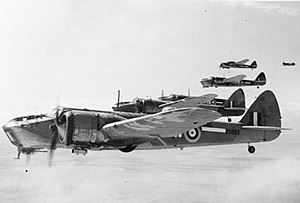 No. 14 Squadron RAF - 14 Squadron Blenheims