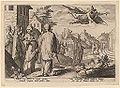 1590. Mercury Enamored of Herse - etching - 17.8 x 25.2 cm - Washington DC, NGA.jpg