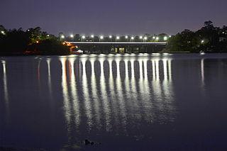 Lane Cove River river in Australia