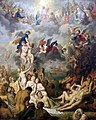 1650 de Crayer Last Judgement anagoria.JPG