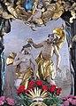 1776 Bernbach Taufgruppe im Hochaltar.JPG