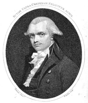 James Lackington - Portrait of James Lackington, ca.1790s