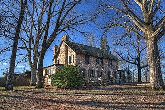 F. D. Roosevelt State Park - Image: 17 03 131 FDR park