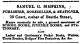 1832 Simpkins BostonDirectory.png