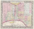 1864 Mitchell Plan or Map of Philadelphia, Pennsylvania - Geographicus - Philadelphia-mitchell-1864.jpg
