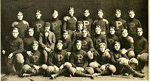 1901 Purdue Boilermakers football team - Image: 1901 Purdue football team