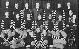 1912 Nebraska Cornhuskers football team - Image: 1912 Nebraska Cornhuskers football team