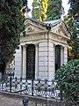 191 Cementiri de Vilafranca del Penedès, panteó Miret Abad.JPG