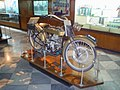 1925 Douglas - 2 cyl - 348 cc - UP-1008 AD - Transport Gallery - BITM - Kolkata 2006-03-03 03903.JPG