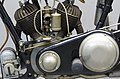 1926 James Model 12 500cc side valve engine, left side.jpg