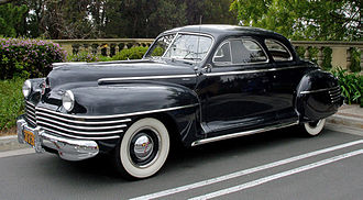 Chrysler Windsor - 1942 Windsor Club Coupé