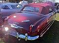 1951 Hudson maroon convertible Hershey 2012 c.jpg