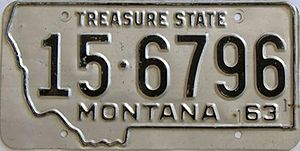 Vehicle registration plates of Montana - Wikiwand