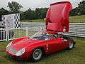 1964 Ferrari 250LM (Ralph Lauren's), Lime Rock 2014.jpg