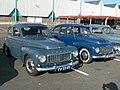 1965 Volvo PV544C + 1957 Volvo PV444 (6275423011).jpg