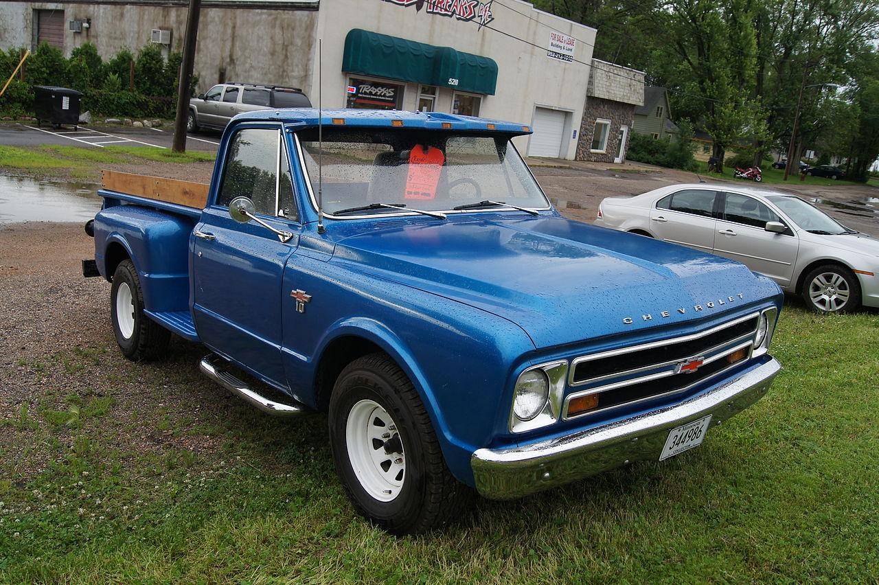 File 1967 Chevrolet C10 Custom Pick Up 14344104070 Jpg
