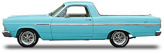 Ford Ranchero Motor vehicle