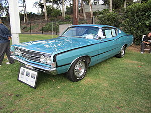 Ford Torino - 1968 Ford Torino GT fastback