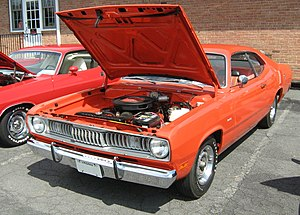 Plymouth Duster - 1971 Plymouth Duster