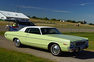 Dodge Polara Motor vehicle