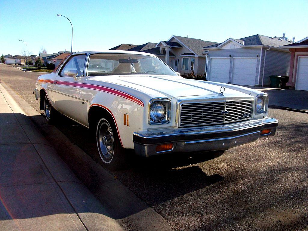 File:1976 Chevrolet Malibu Coupe - Olympic edition (5148845128 ...