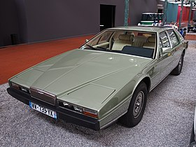 Aston Martin Lagonda Wikipedia
