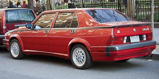 1987 AR Milano QV 3.0, vb