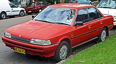 1989-1991 Holden Apollo (JK) SLE sedan