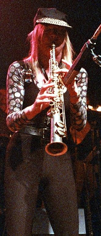 Barbara Thompson (musician) - Barbara Thompson, 1992