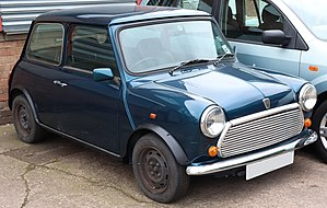 1994 Rover Mini Mayfair Automatic 1.3.jpg