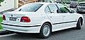 1999 BMW 523i (E39) sedan (2012-07-14) 02.jpg
