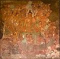 19th century copy of 1st century BCE to 5th century CE Ajanta Cave 1 painting b.jpg