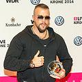 1LIVE Krone 2014 Bester Hip-Hop-Act Kollegah.jpg