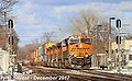 1 5 BNSF 3857 Leads WB 15,176 foot long Intermodal Olathe, KS 12-24-17 (25410182868).jpg