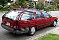 1st Ford Taurus wagon -- 04-11-2012 rear 2.JPG