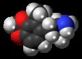2-Methyl-MDA molecule spacefill.png