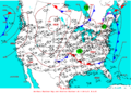 2004-07-16 Surface Weather Map NOAA.png